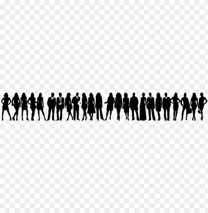 free PNG eople, man, silhouette, person, human, group, dancing - allergic to selfish people PNG image with transparent background PNG images transparent