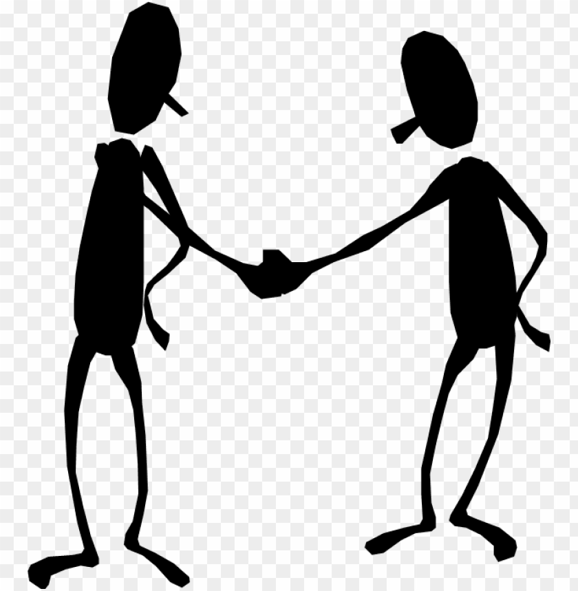 free PNG eople shaking hands clipart 19 men shaking hands image - screen beans talki PNG image with transparent background PNG images transparent