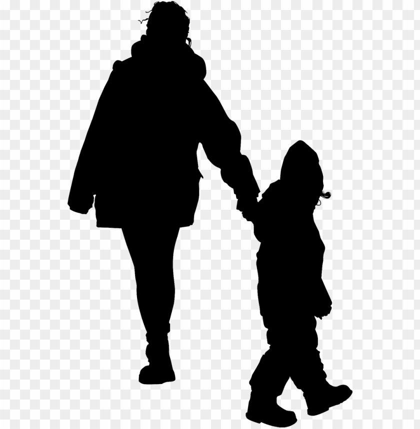 free PNG eople silhouette people silhouette - cut out people winter PNG image with transparent background PNG images transparent