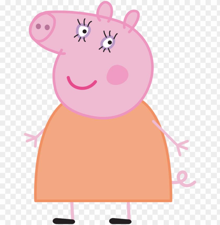 Eppa Pig Images Peppa Pig Cartoon Pig Png Pig Character