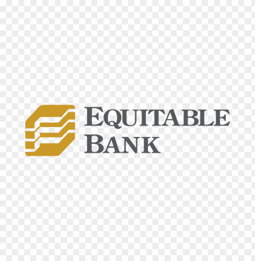 free PNG equitable bank logo vector PNG images transparent