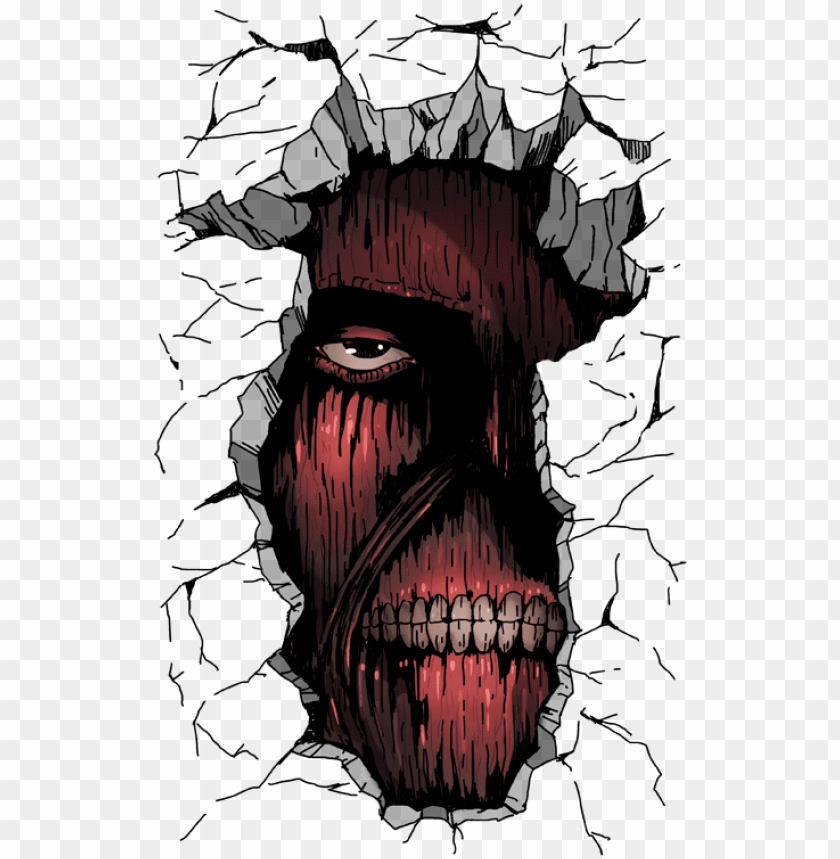 Eremika The Titans Shingeki No Kyojin Attack On Attack On Titan Png Image With Transparent Background Toppng