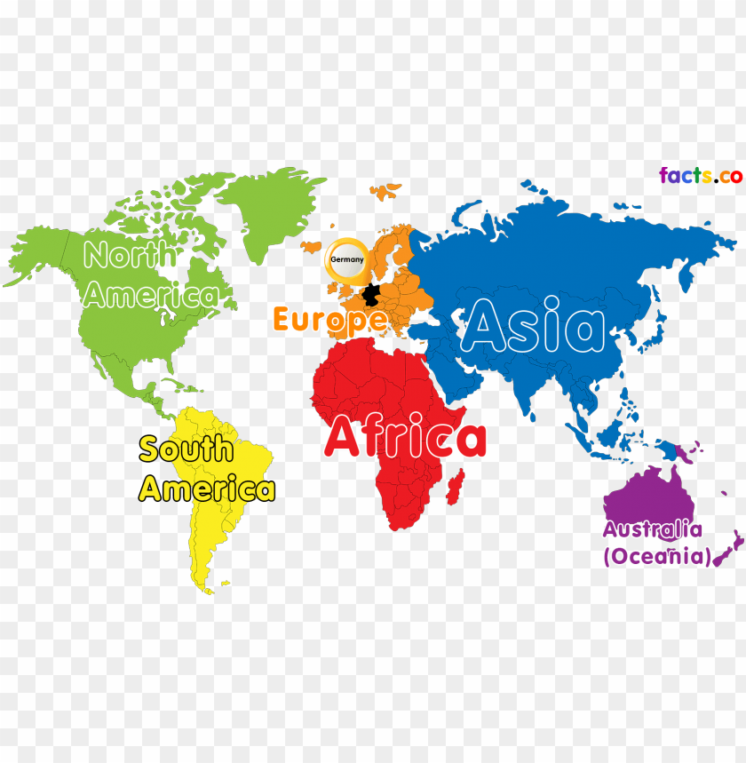 free PNG ermany on the world map a blank political with cities - italy on world political ma PNG image with transparent background PNG images transparent