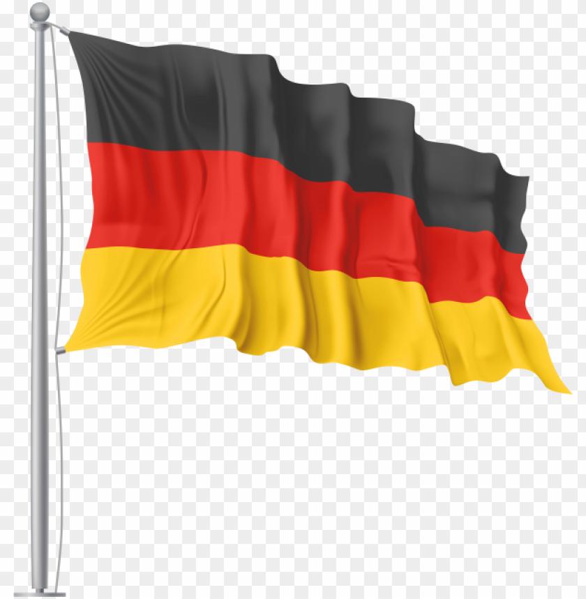 free PNG ermany waving flag - german flag no background PNG image with transparent background PNG images transparent
