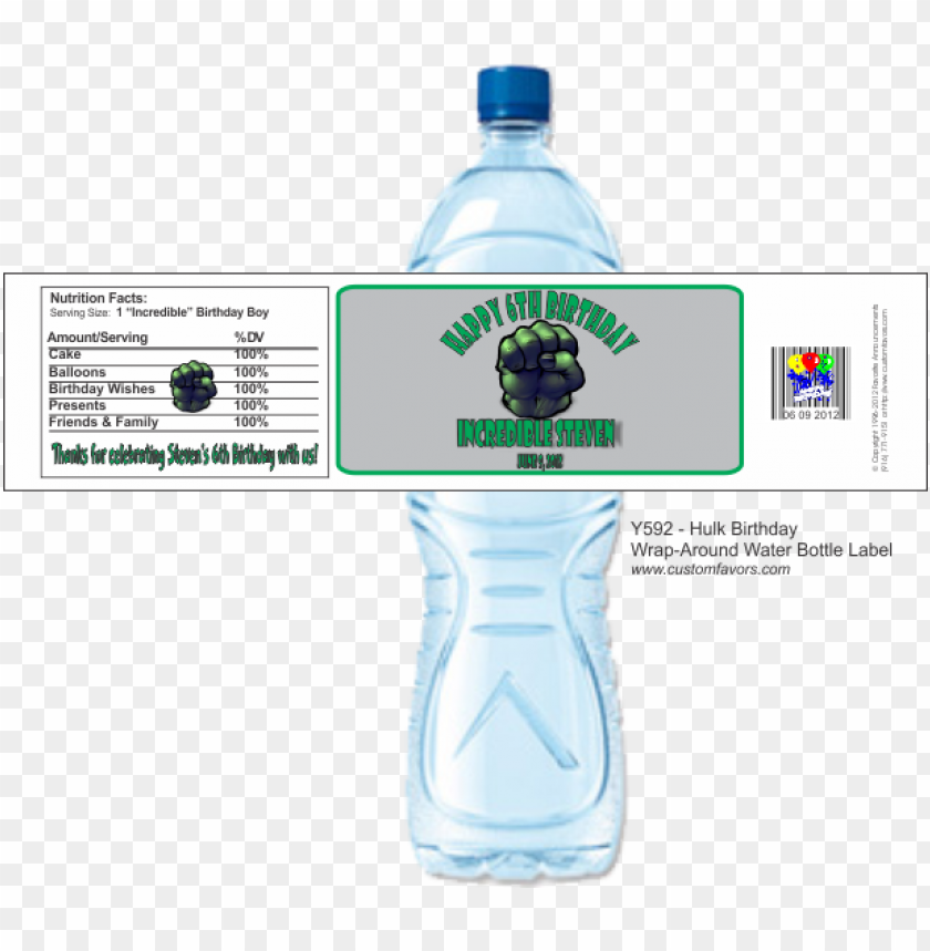 free PNG ersonalized water bottle labels with an incredible - bottle PNG image with transparent background PNG images transparent
