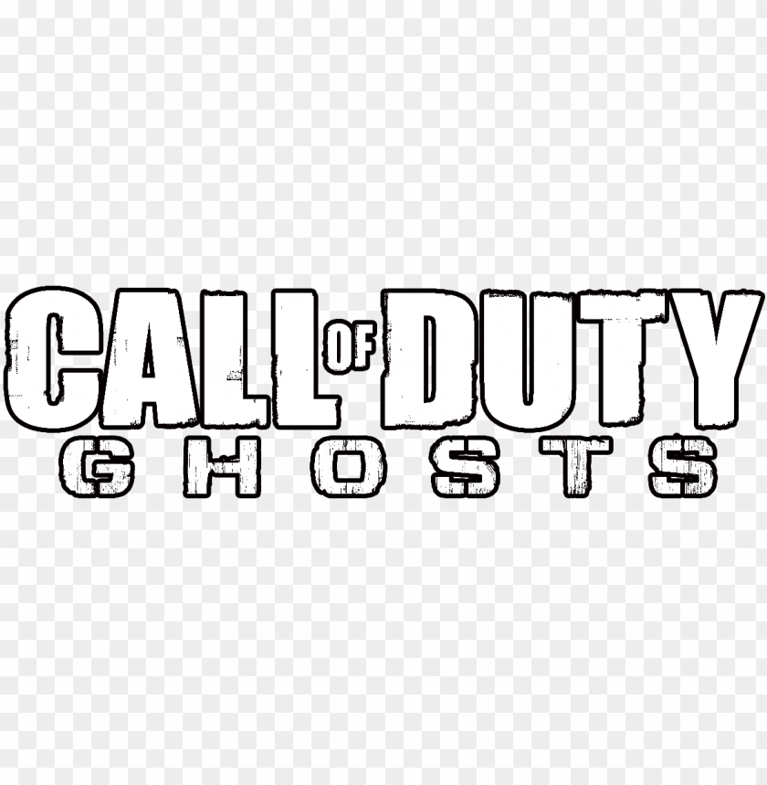 Ery Cod Ghost Logo Png Call Of Duty Ghosts Png Image With