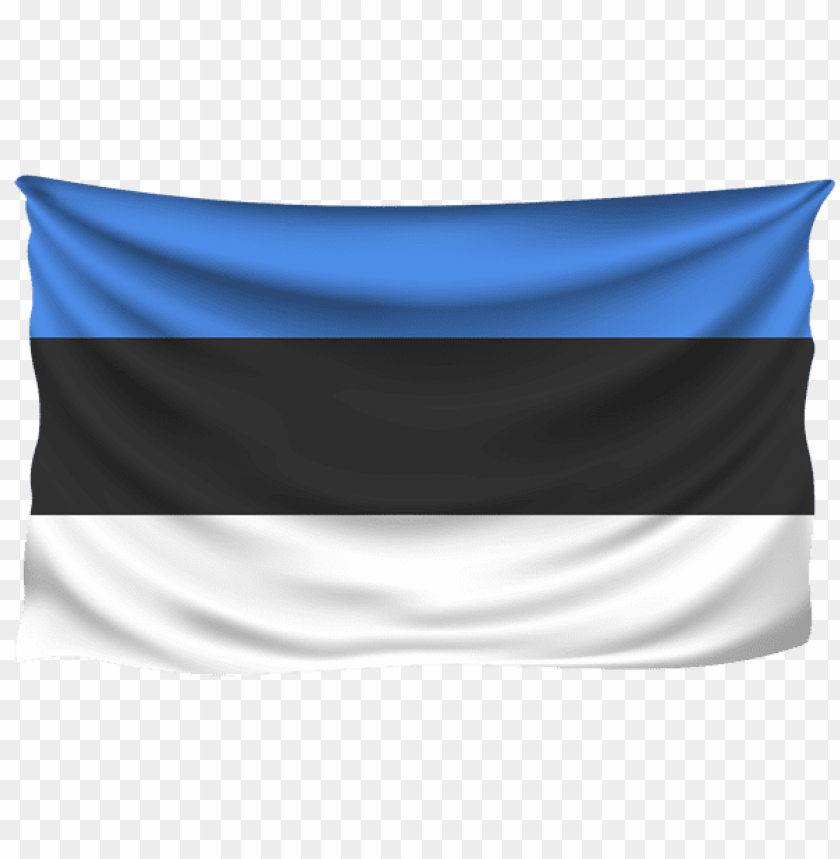 free PNG Download estonia wrinkled flag clipart png photo   PNG images transparent