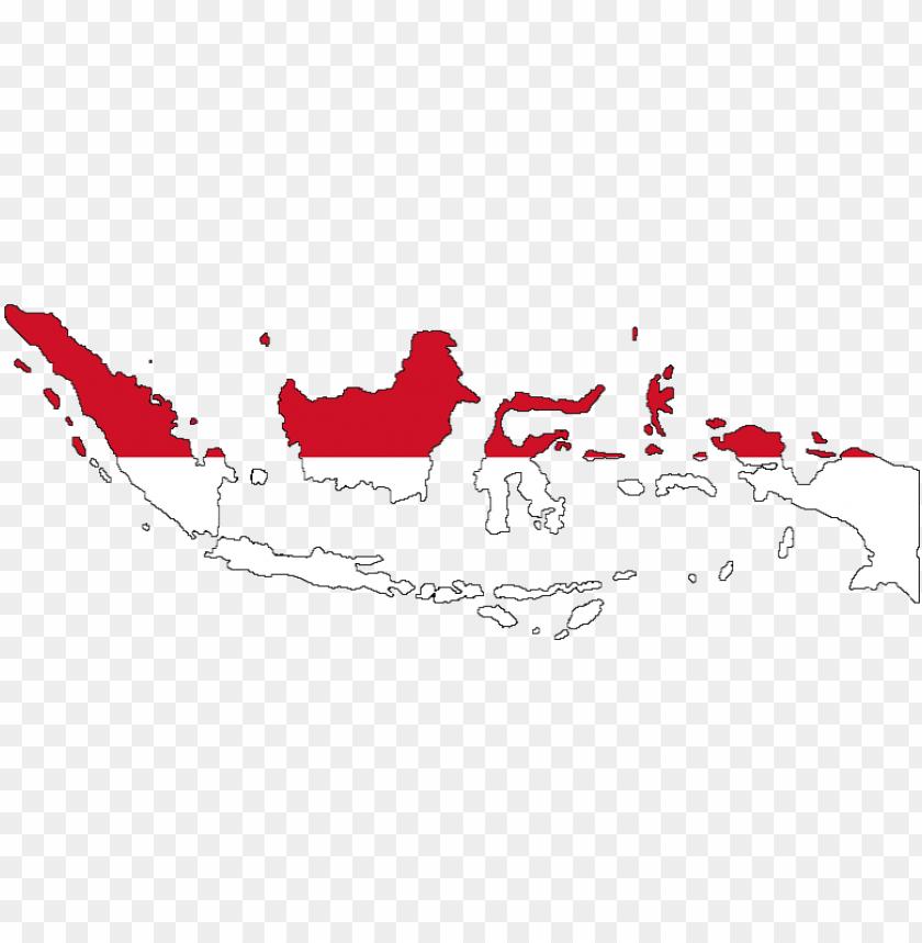 Eta Indonesia Merah Putih Png Image With Transparent Background Toppng