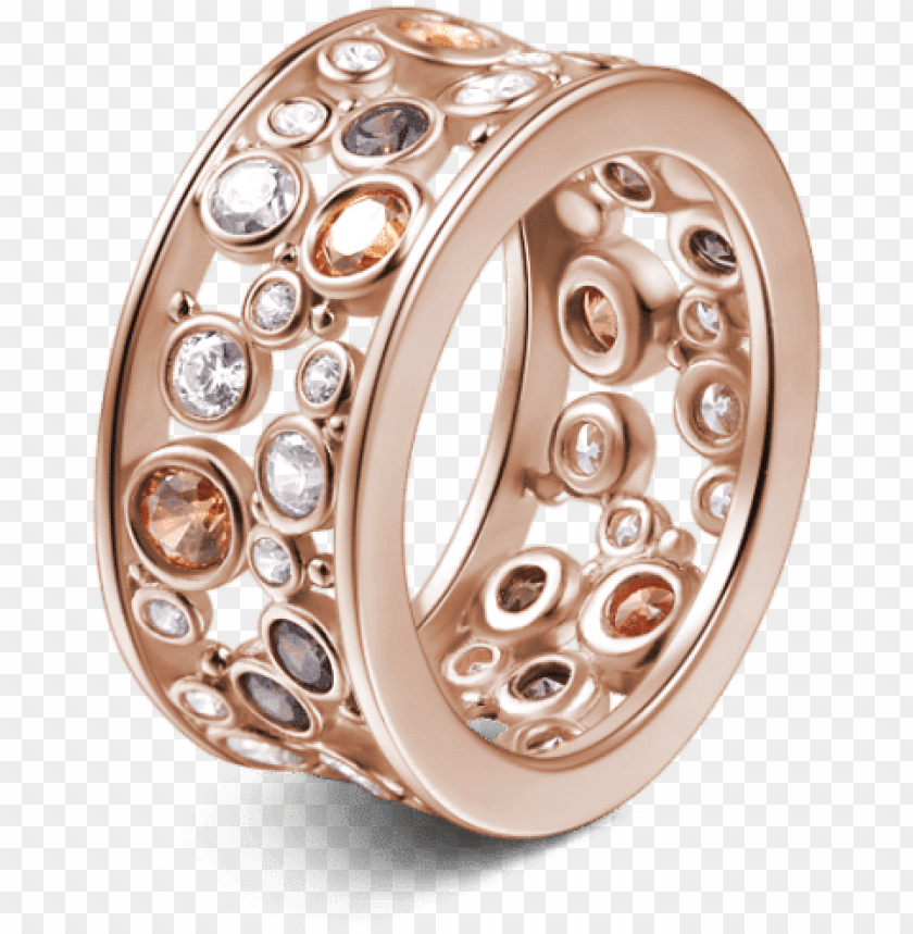 free PNG eternity rings soufeel halo eternity ring rose gold PNG image with transparent background PNG images transparent