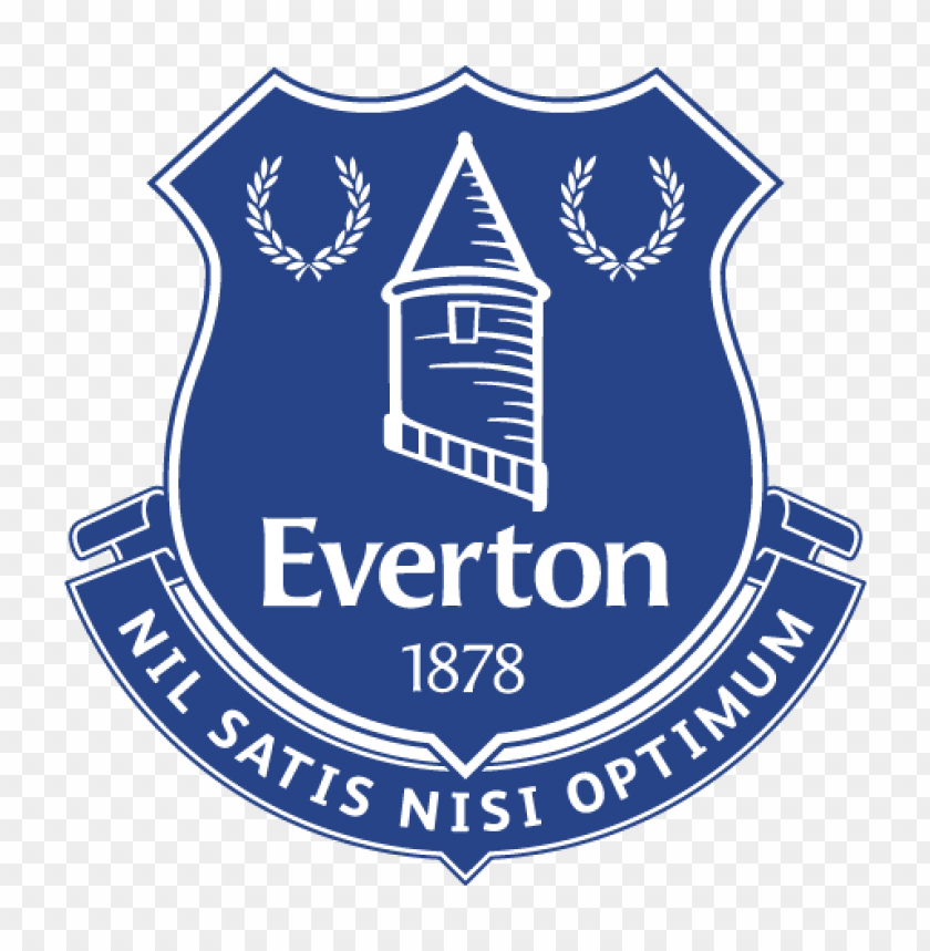 free PNG everton f.c. logo vector PNG images transparent