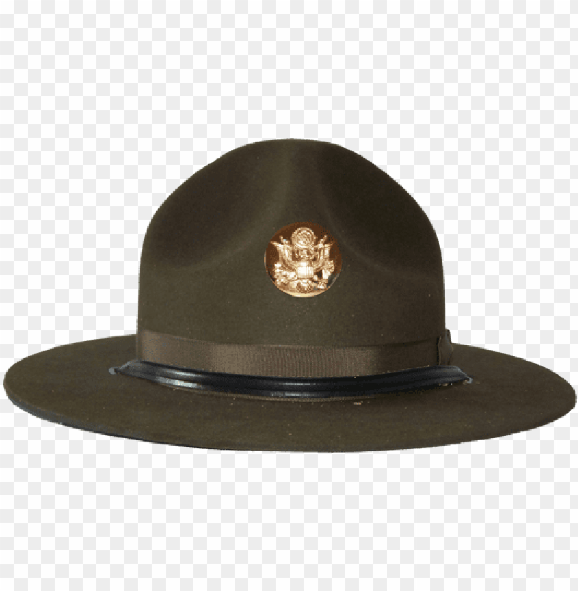 free PNG every single day, every word you say - drill sergeant hat PNG image with transparent background PNG images transparent