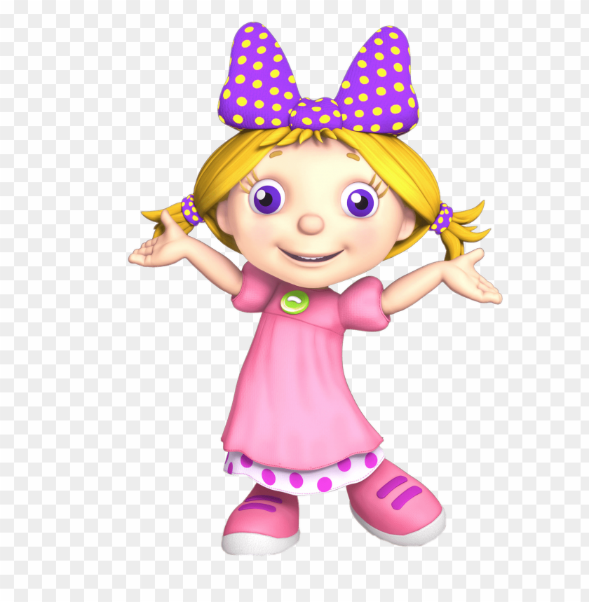 free PNG Download everything's rosie character holly clipart png photo   PNG images transparent