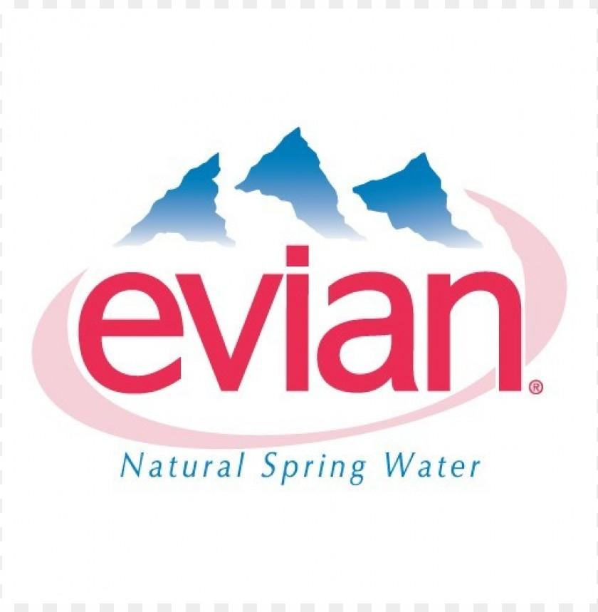 free PNG evian logo vector download PNG images transparent