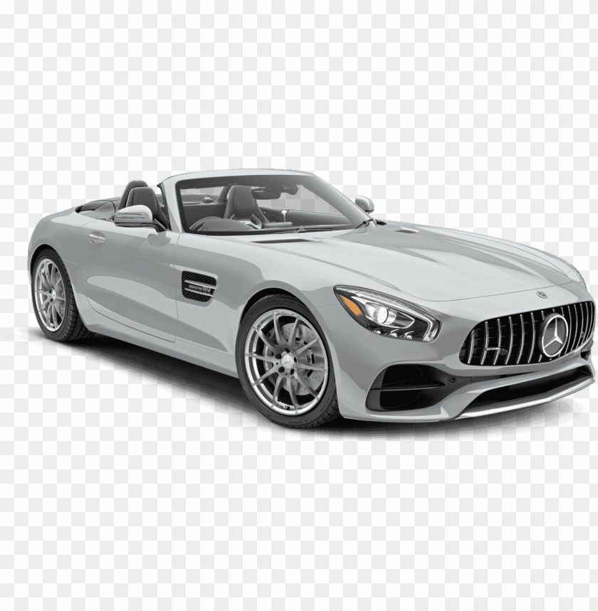 free PNG ew 2018 mercedes benz amg® gt convertible - 2018 mercedes benz amg gt r convertible PNG image with transparent background PNG images transparent