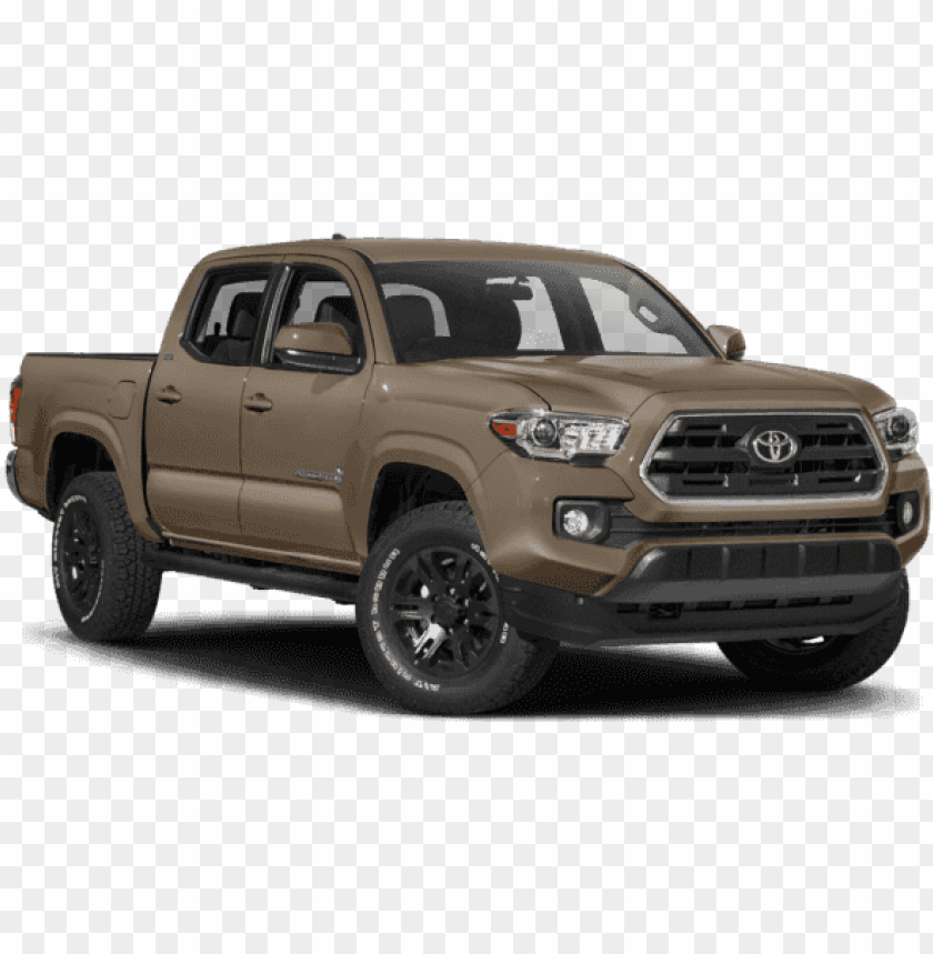 free PNG ew 2018 toyota tacoma sr5 double cab 5' bed v6 at - 2018 toyota tacoma trd sport PNG image with transparent background PNG images transparent