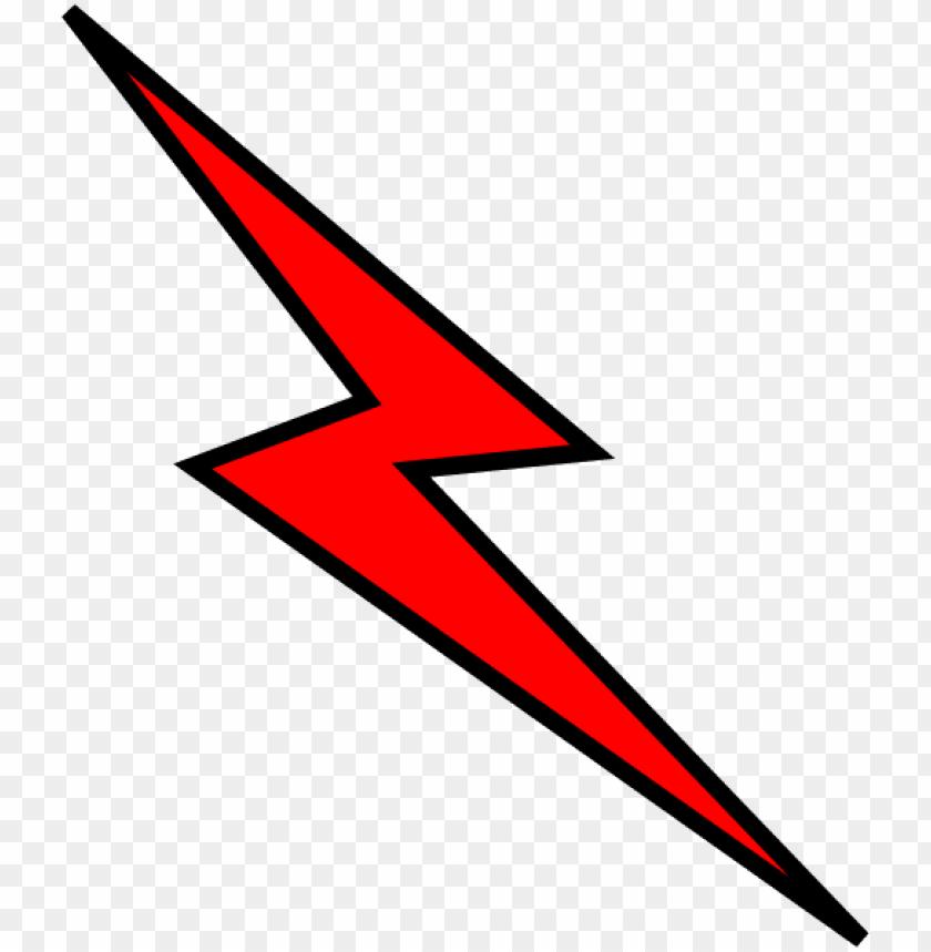 free PNG ew images 2018 lightning bolt clipart black and white - red lightning clipart PNG image with transparent background PNG images transparent