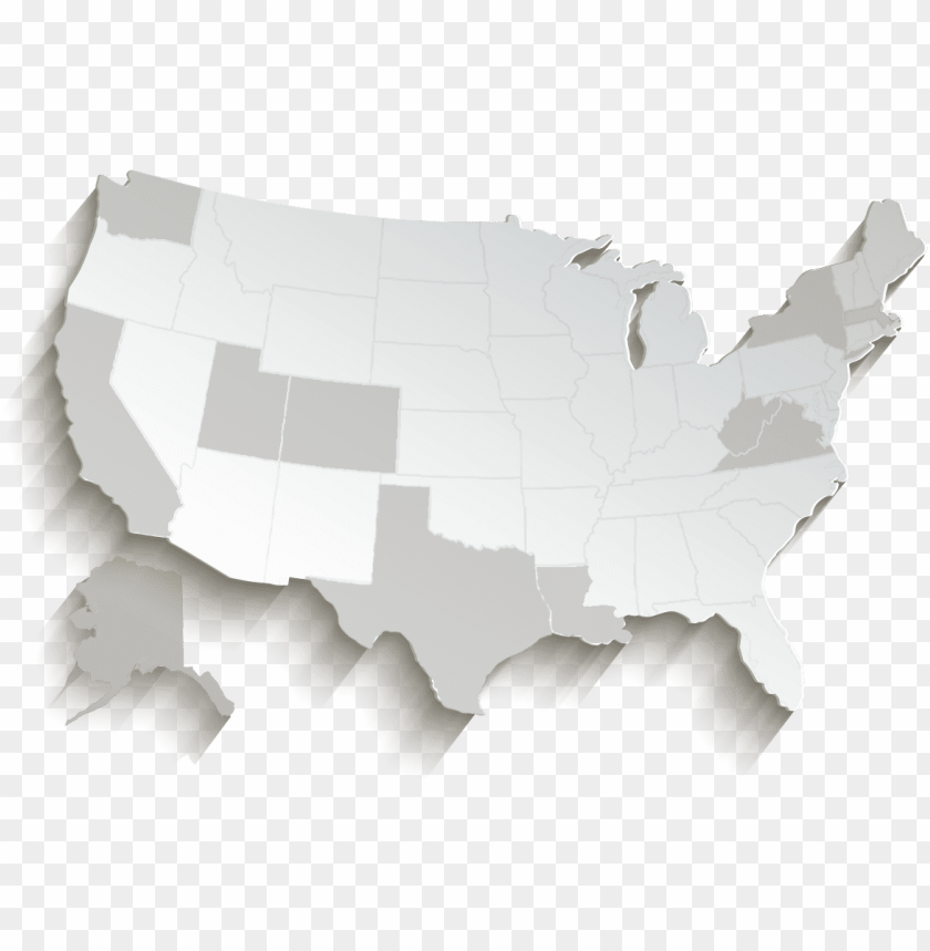 free PNG ew orleans, la - map of the usa PNG image with transparent background PNG images transparent