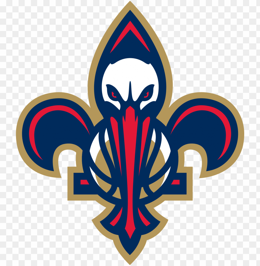 Ew Orleans Pelicans Logo Png Image With Transparent