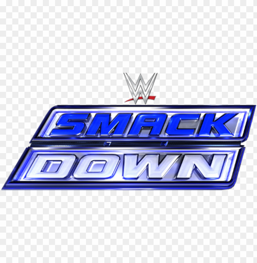 free PNG ew smackdown logo - seth rollins drafted to smackdow PNG image with transparent background PNG images transparent