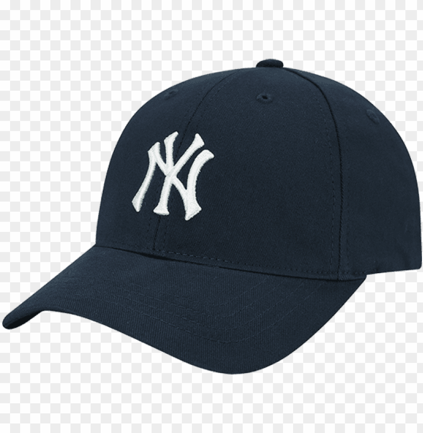 free PNG ew york yankees logo curve cap - new york yankees cap navy blue PNG image with transparent background PNG images transparent