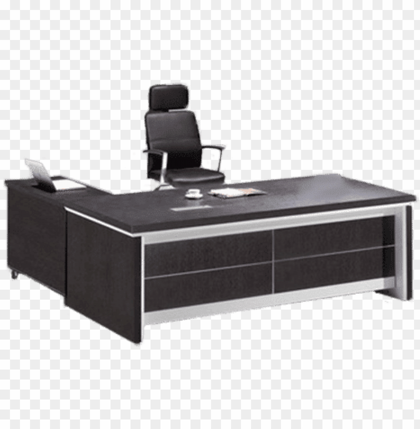Executive Office Desk Silverline