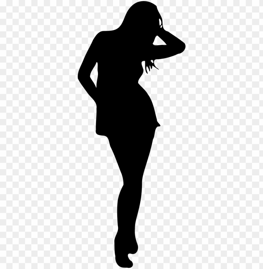 free PNG exotic clipart woman silhouette - woman silhouette PNG image with transparent background PNG images transparent