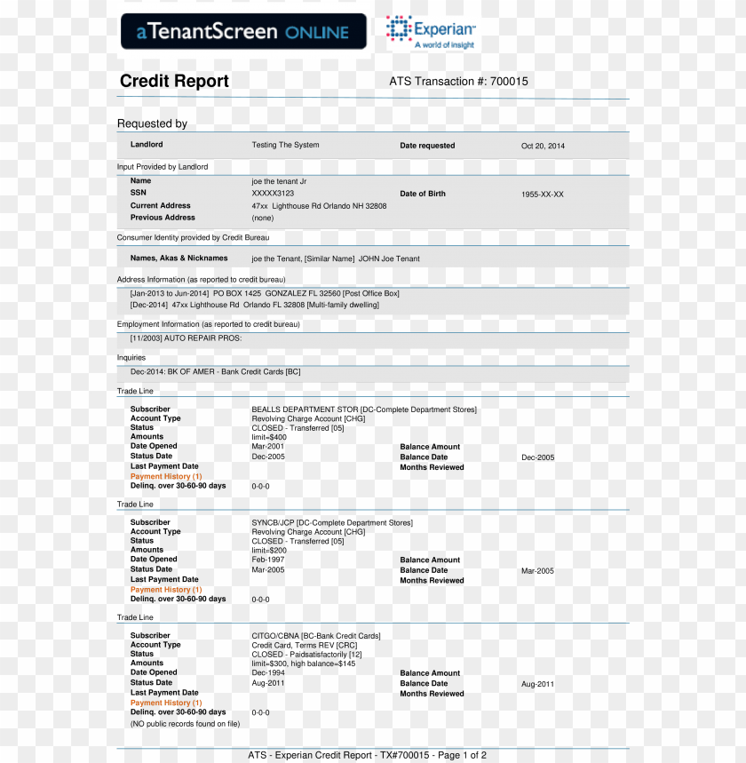 free PNG experian credit report - transunion credit sample PNG image with transparent background PNG images transparent