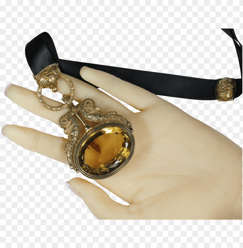 free PNG explore gold chains for men, black hills gold and more - rare antique french large gold swivel fob necklace PNG image with transparent background PNG images transparent