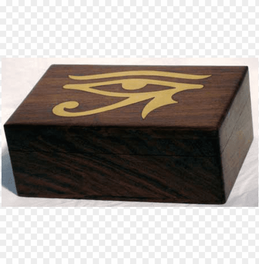 free PNG eye of horus wooden box PNG image with transparent background PNG images transparent