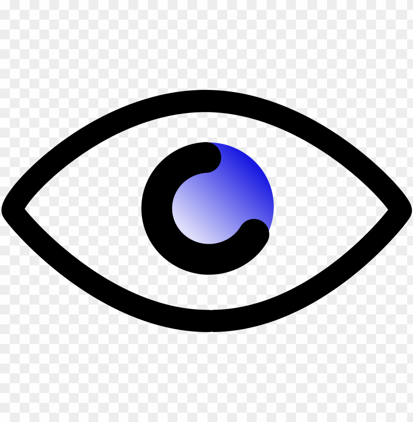 free PNG eye outline PNG image with transparent background PNG images transparent