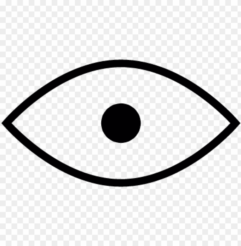 free PNG eye shape vector - eye shape clipart PNG image with transparent background PNG images transparent