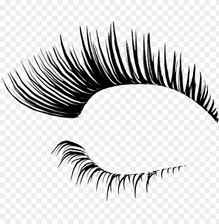 free PNG eyelashes clipart eyebrow threading - pestañas png para photosho PNG image with transparent background PNG images transparent