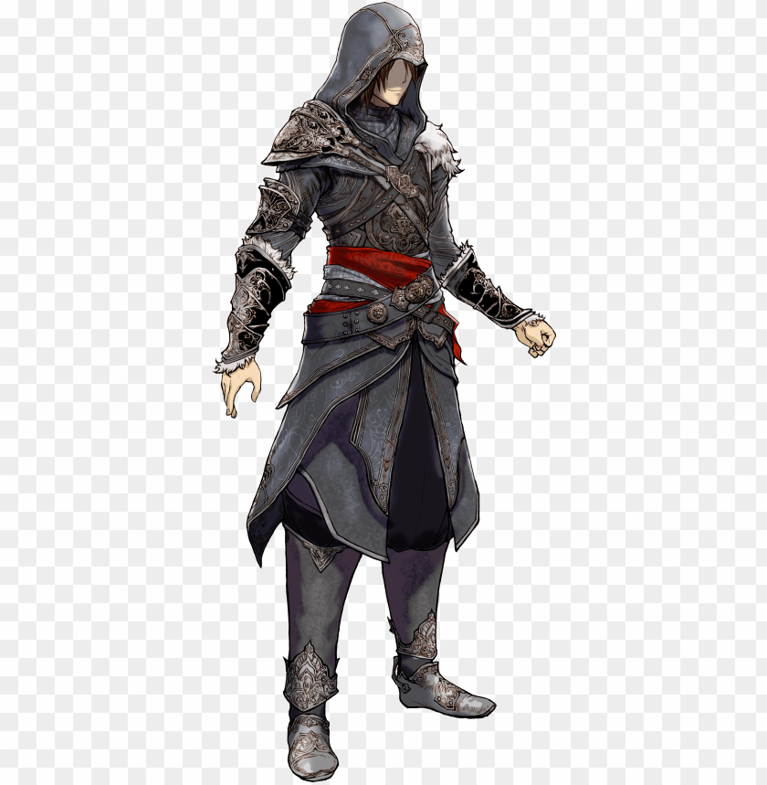 Ezio Auditore Png Photo Assassin S Creed Black Outfit Png Image
