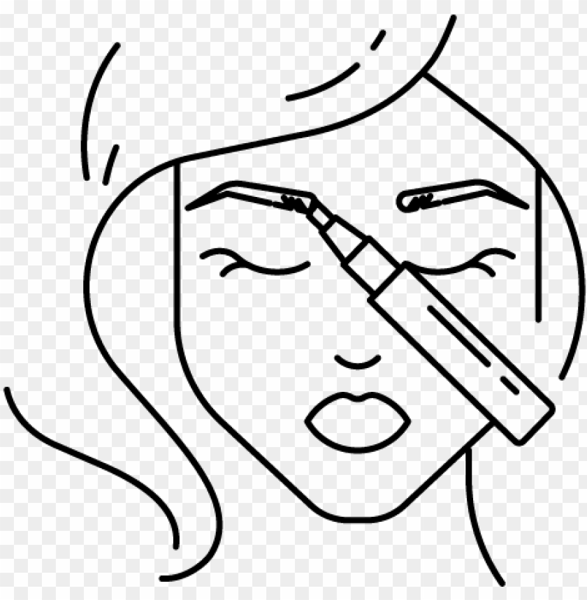 free PNG face - makeup face icon PNG image with transparent background PNG images transparent