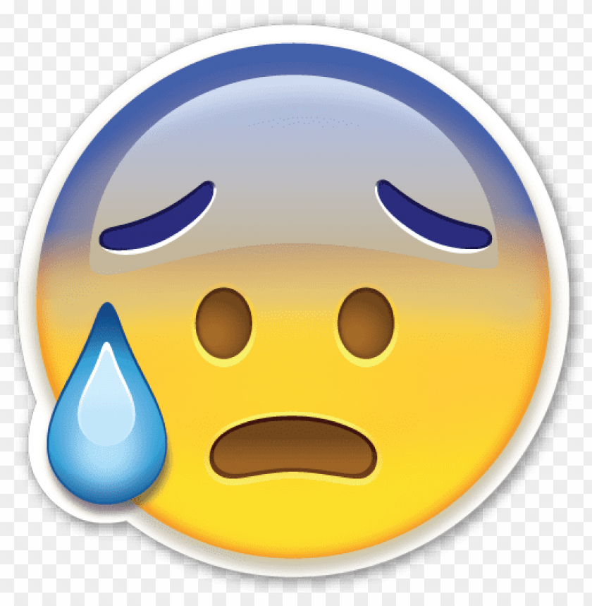 free PNG face with open mouth and cold sweat emoji love, the - face with open mouth and cold sweat PNG image with transparent background PNG images transparent
