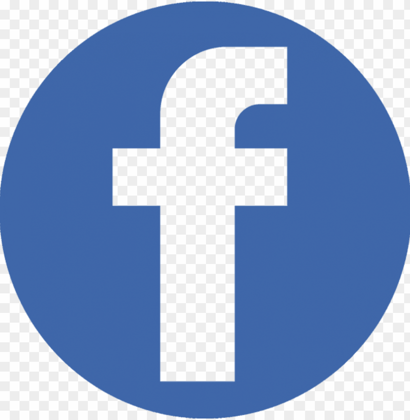free PNG facebook circle icon png image transparent library - facebook icon png blue PNG image with transparent background PNG images transparent