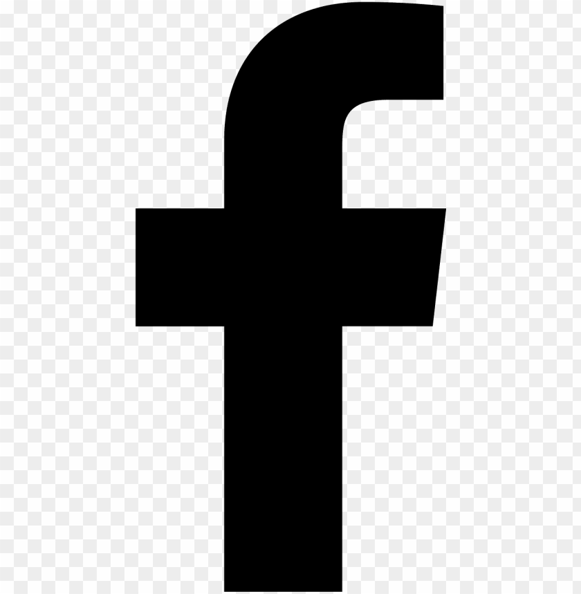 Facebook Logo Png White Transparent Background