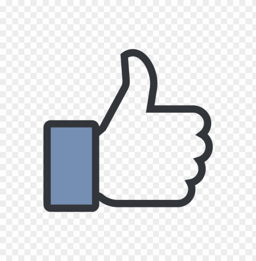 facebook like vector download@toppng.com
