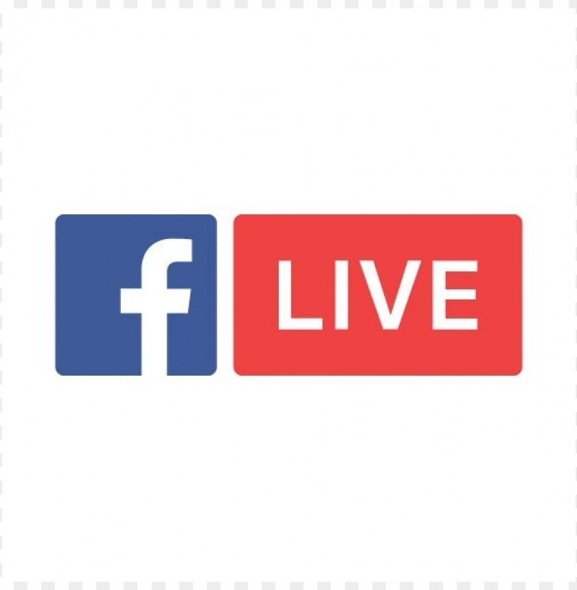 facebook live logo vector download@toppng.com