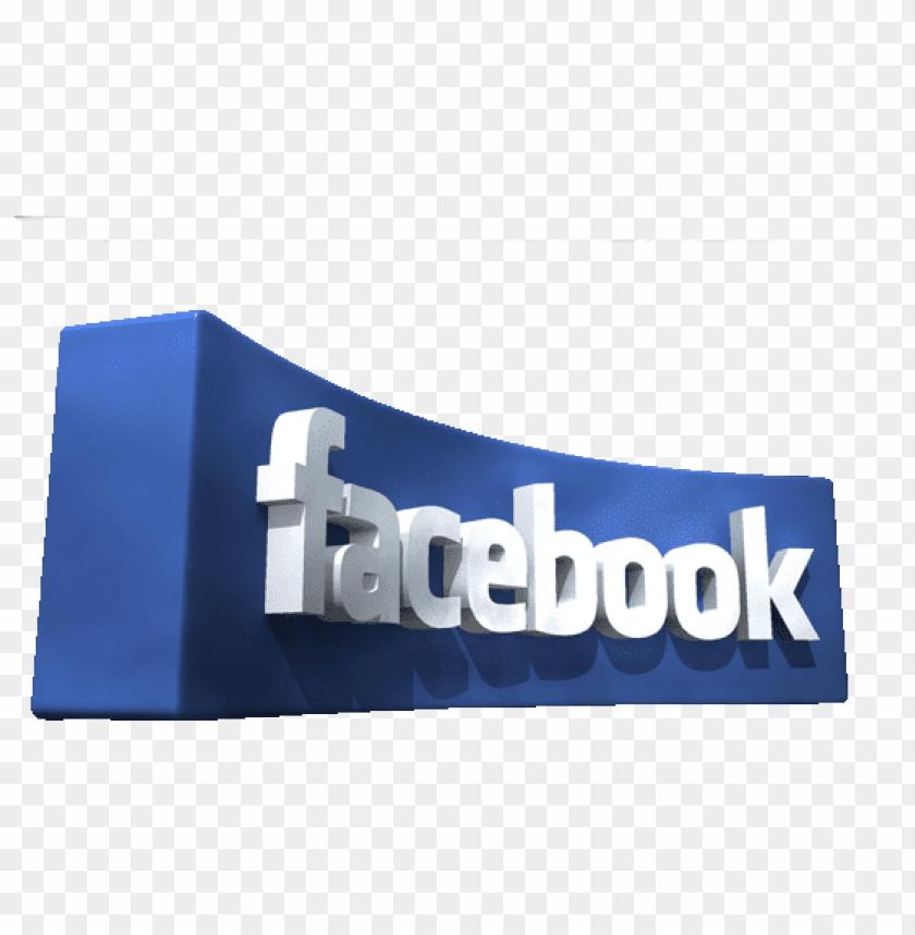 free PNG facebook logo  3d png - Free PNG Images PNG images transparent