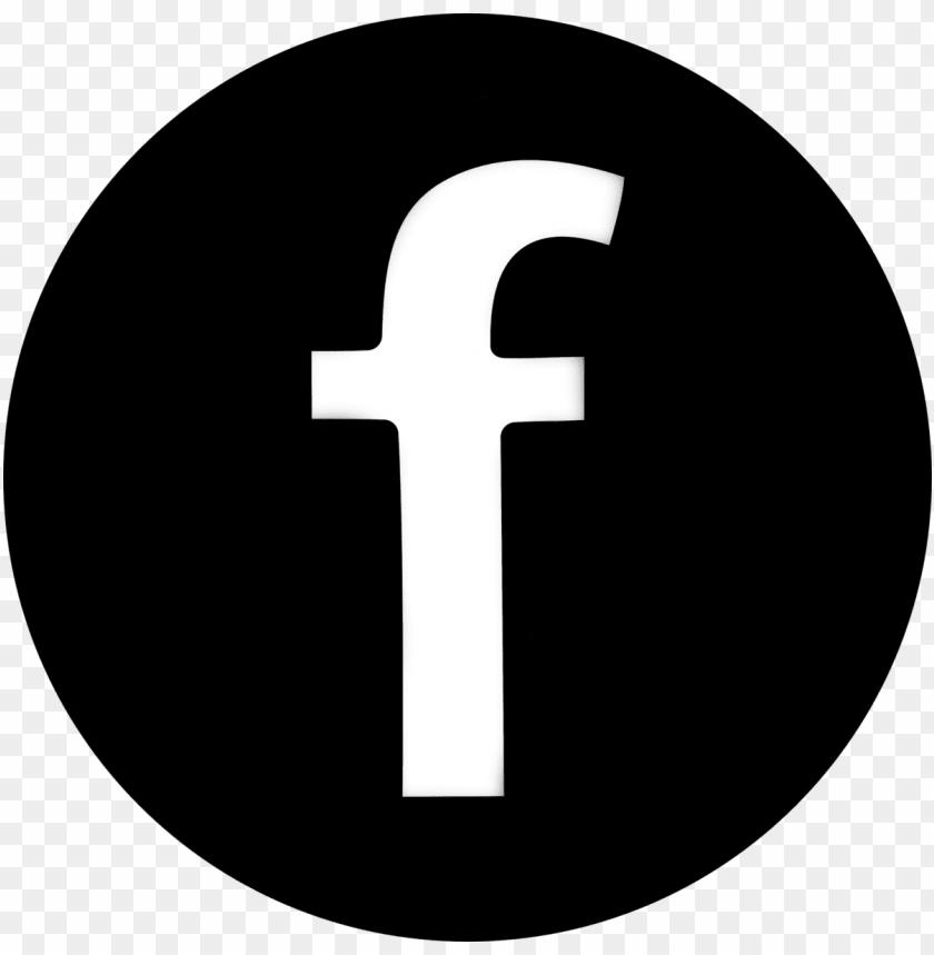 free PNG facebook logo black - facebook logo png black PNG image with transparent background PNG images transparent