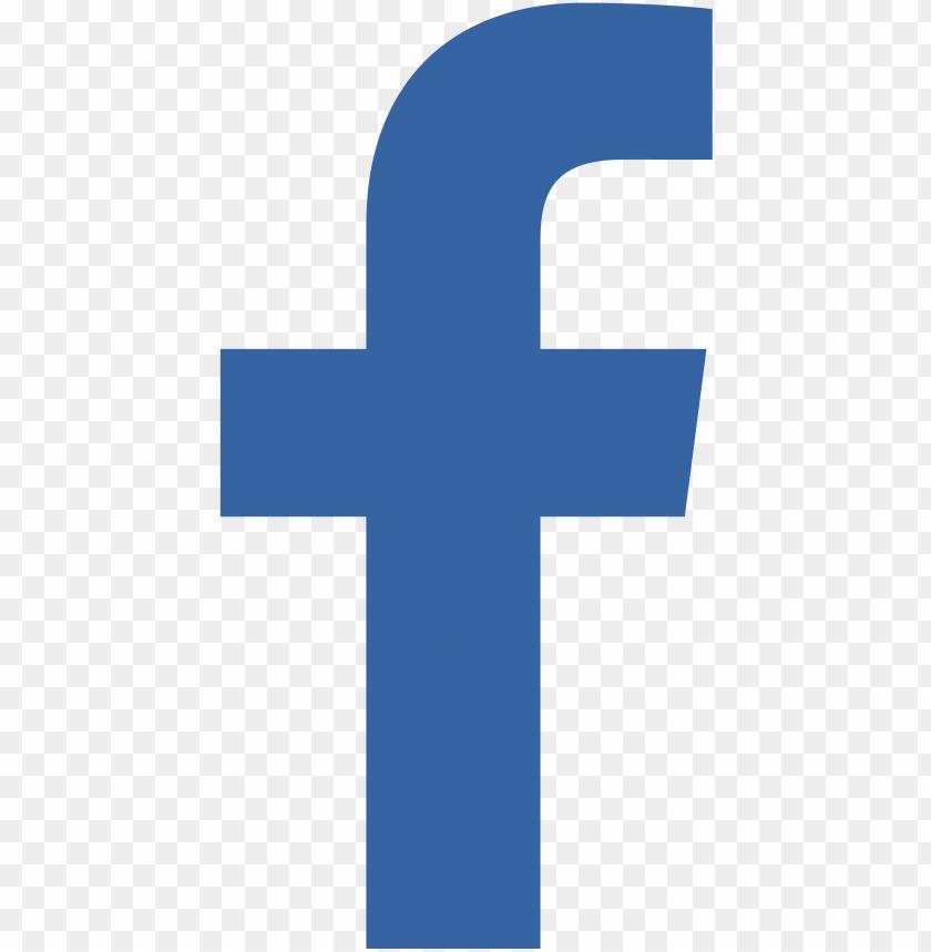free PNG facebook logo png transparent - facebook f logo sv PNG image with transparent background PNG images transparent