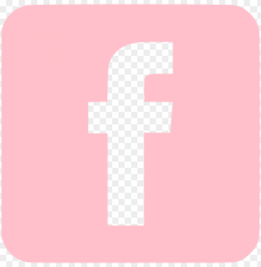 facebook rosa PNG image with transparent background@toppng.com