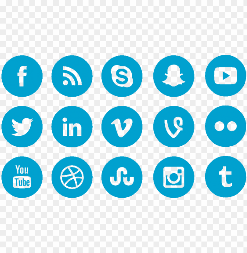 free PNG facebook twitter youtube social media icon, facebook - facebook twitter icons png - Free PNG Images PNG images transparent