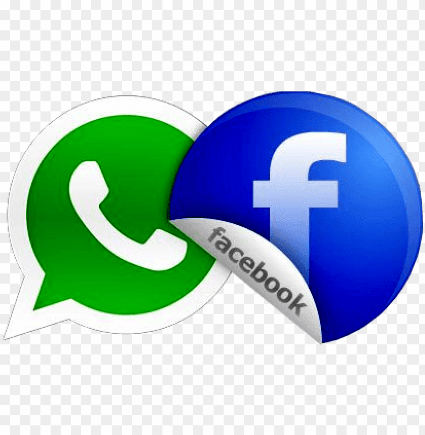 free PNG facebook whatsapp - facebook whatsapp logo PNG image with transparent background PNG images transparent