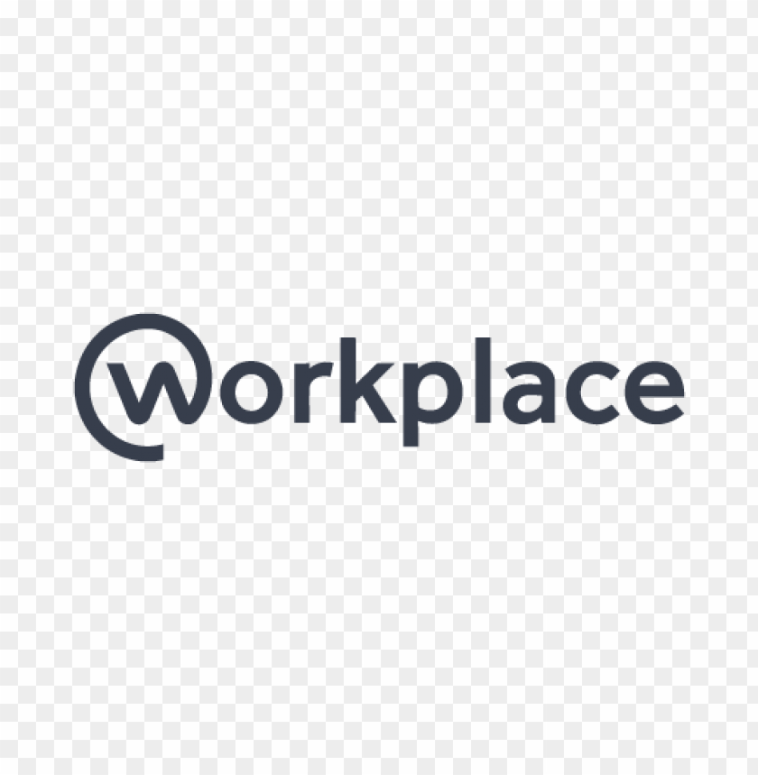 free PNG facebook workplace logo vector PNG images transparent