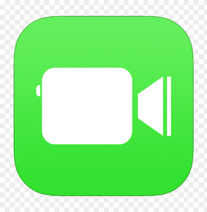 Facetime Icon Ios 7 Png Free Png Images Toppng