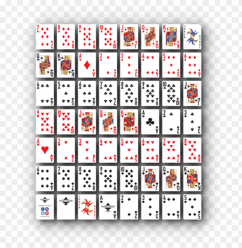 free PNG faded spade 100% plastic playing cards PNG image with transparent background PNG images transparent