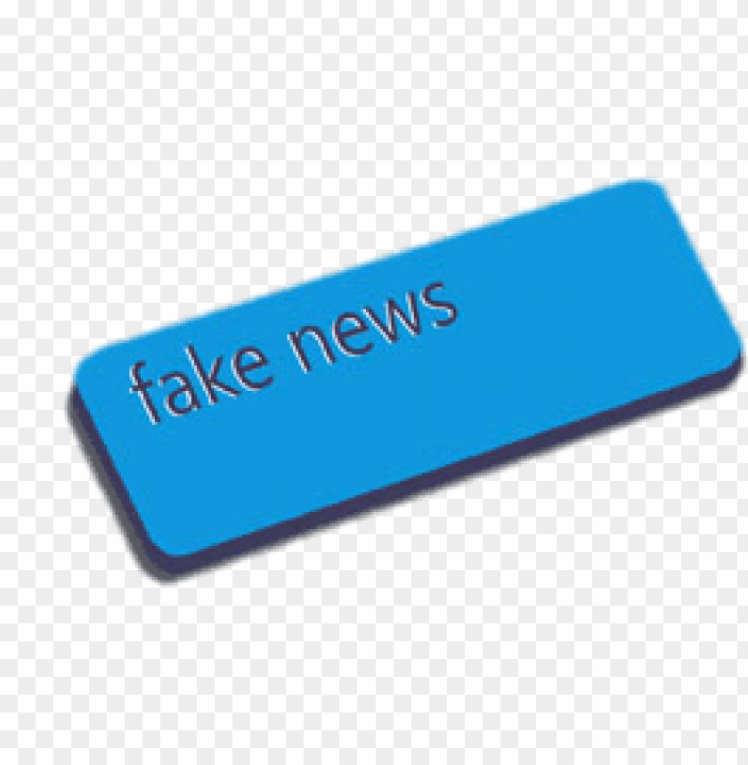 free PNG fake news blue button PNG image with transparent background PNG images transparent
