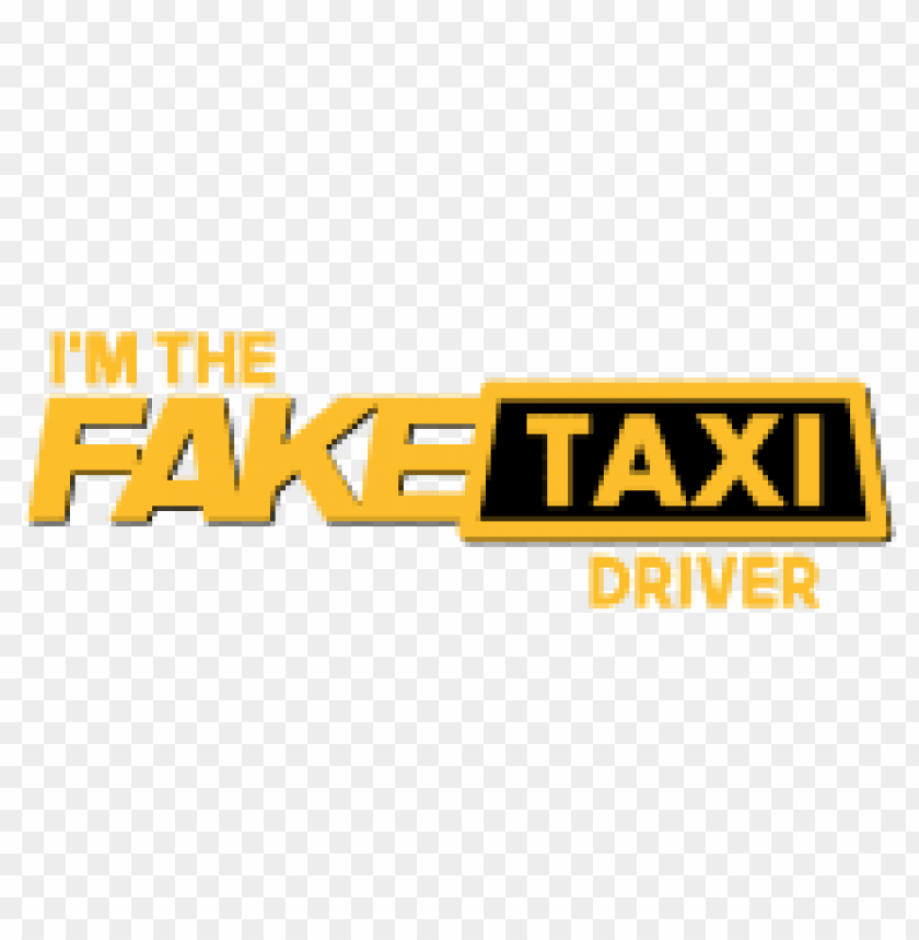 free PNG fake taxi logo PNG image with transparent background PNG images transparent